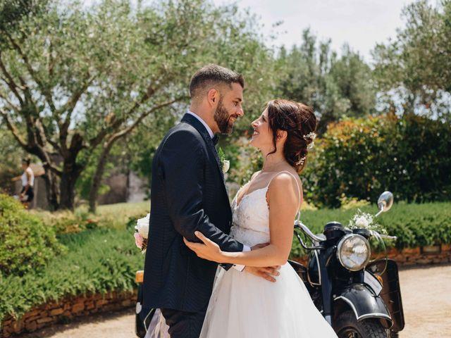 La boda de Aina y Robert