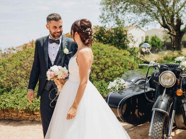 La boda de Robert y Aina en Llofriu, Girona 68