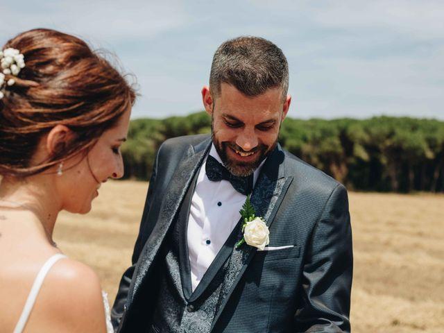 La boda de Robert y Aina en Llofriu, Girona 73