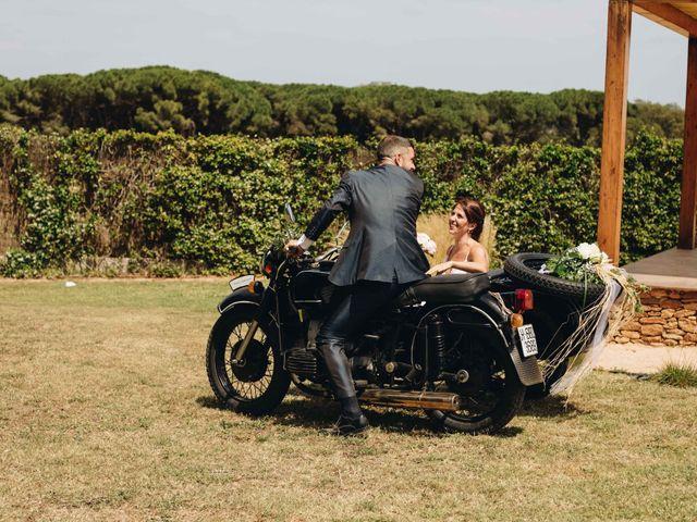 La boda de Robert y Aina en Llofriu, Girona 78