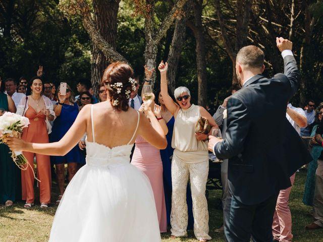 La boda de Robert y Aina en Llofriu, Girona 82