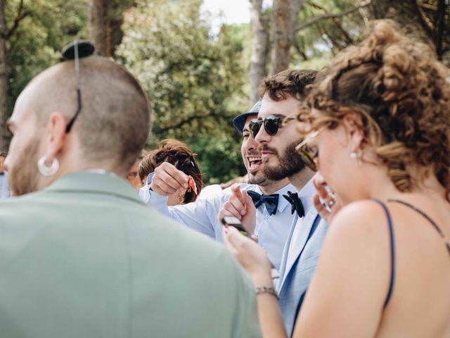 La boda de Robert y Aina en Llofriu, Girona 84