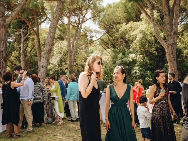 La boda de Robert y Aina en Llofriu, Girona 92