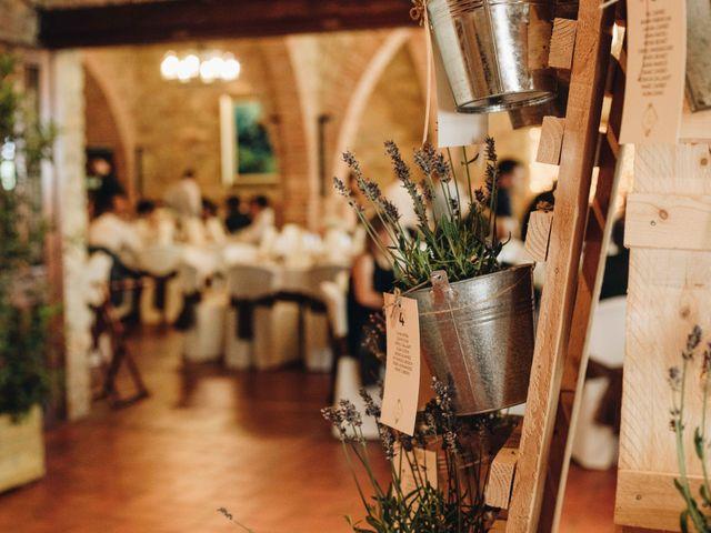 La boda de Robert y Aina en Llofriu, Girona 93