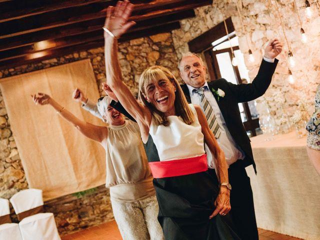 La boda de Robert y Aina en Llofriu, Girona 97