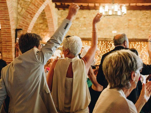 La boda de Robert y Aina en Llofriu, Girona 99