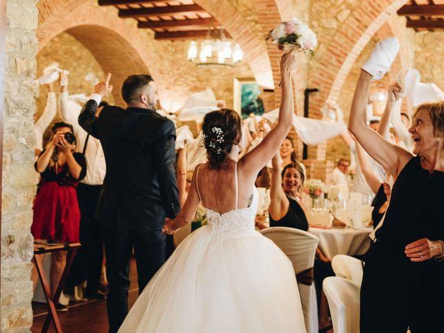 La boda de Robert y Aina en Llofriu, Girona 100