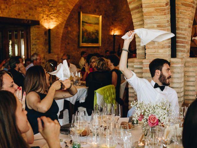 La boda de Robert y Aina en Llofriu, Girona 104