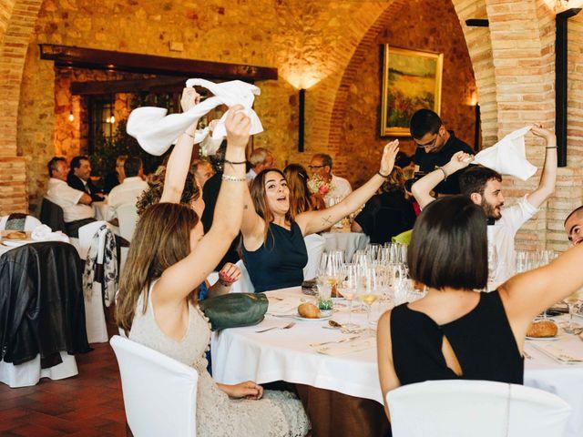 La boda de Robert y Aina en Llofriu, Girona 105