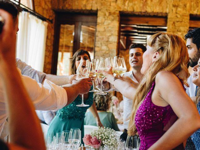 La boda de Robert y Aina en Llofriu, Girona 106
