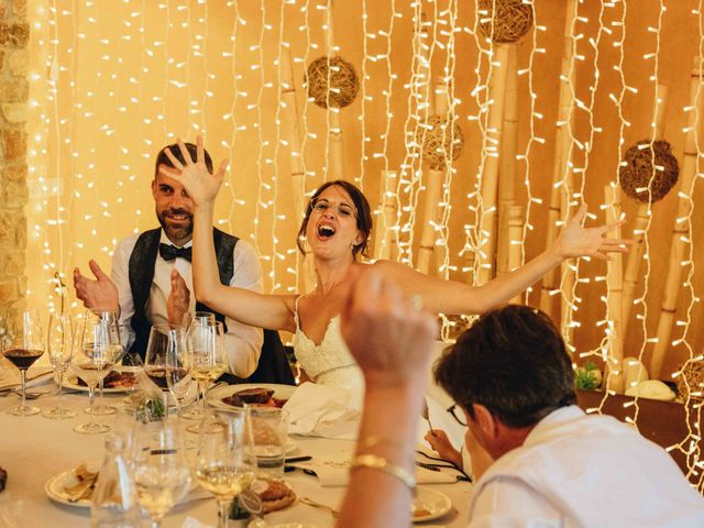 La boda de Robert y Aina en Llofriu, Girona 111