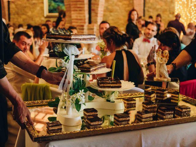 La boda de Robert y Aina en Llofriu, Girona 114