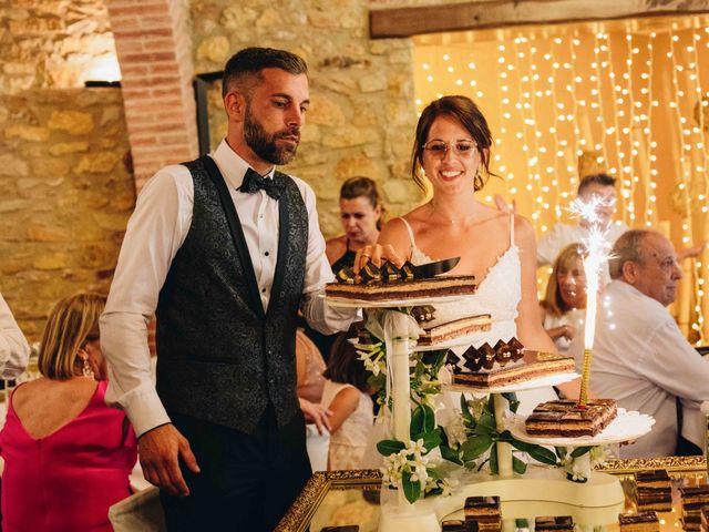 La boda de Robert y Aina en Llofriu, Girona 115