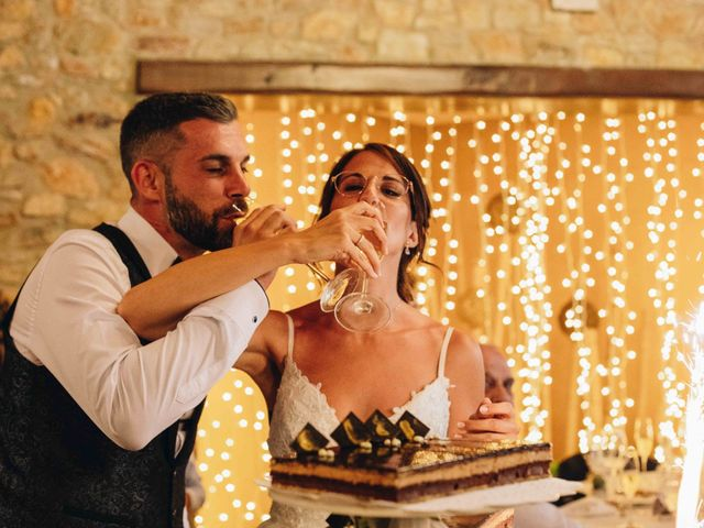 La boda de Robert y Aina en Llofriu, Girona 117