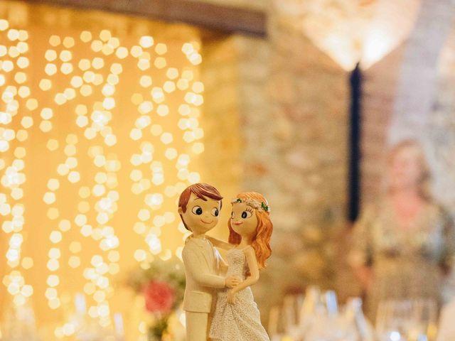 La boda de Robert y Aina en Llofriu, Girona 118