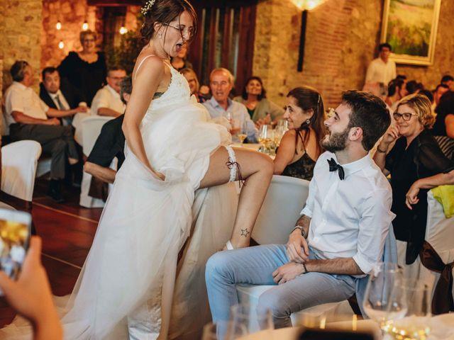 La boda de Robert y Aina en Llofriu, Girona 121