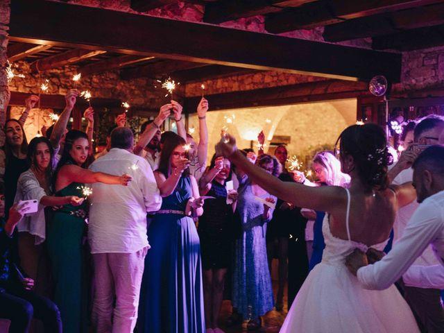 La boda de Robert y Aina en Llofriu, Girona 124