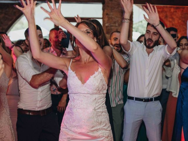 La boda de Robert y Aina en Llofriu, Girona 127