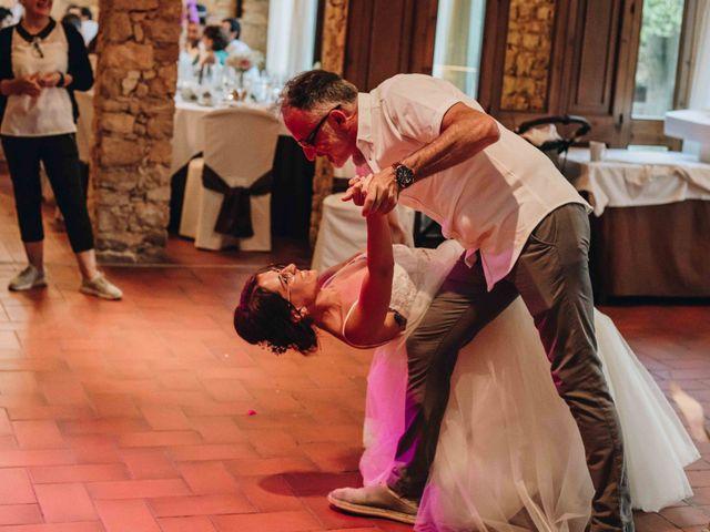 La boda de Robert y Aina en Llofriu, Girona 130