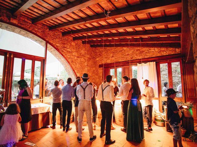 La boda de Robert y Aina en Llofriu, Girona 138