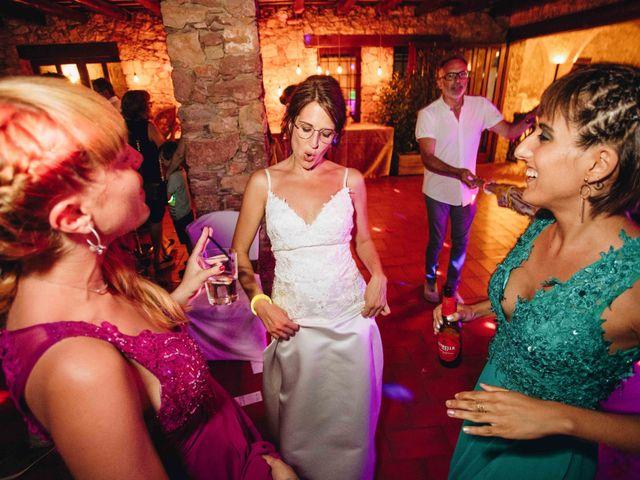 La boda de Robert y Aina en Llofriu, Girona 139
