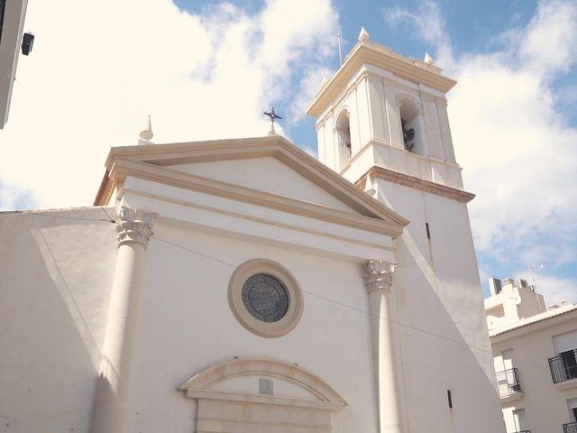 La boda de Carlos y Alicia en Benidorm, Alicante 5