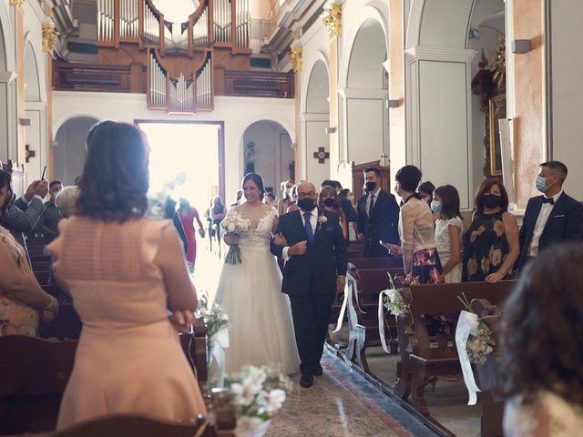 La boda de Carlos y Alicia en Benidorm, Alicante 7