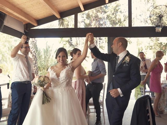 La boda de Carlos y Alicia en Benidorm, Alicante 14