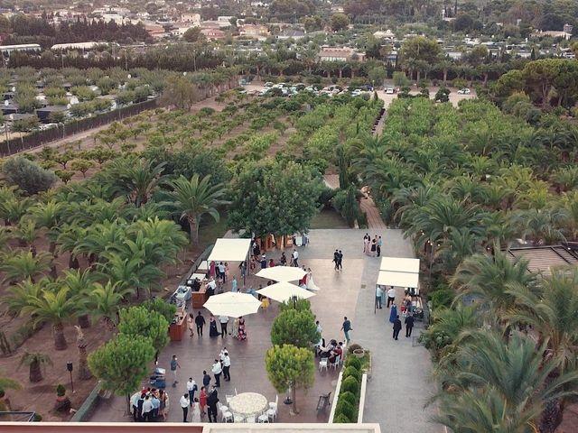 La boda de Carlos y Alicia en Benidorm, Alicante 19