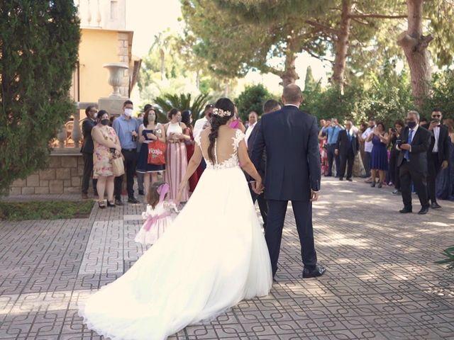 La boda de Carlos y Alicia en Benidorm, Alicante 20