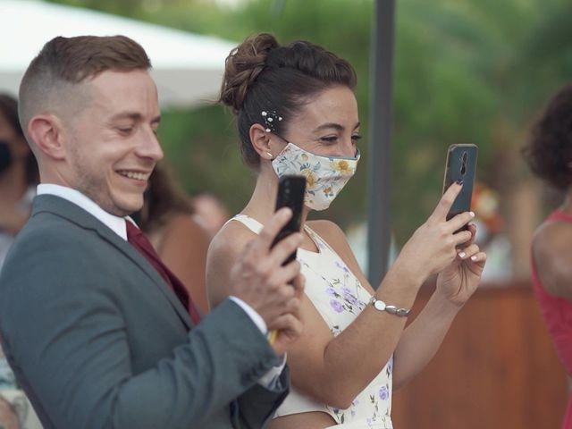 La boda de Carlos y Alicia en Benidorm, Alicante 27