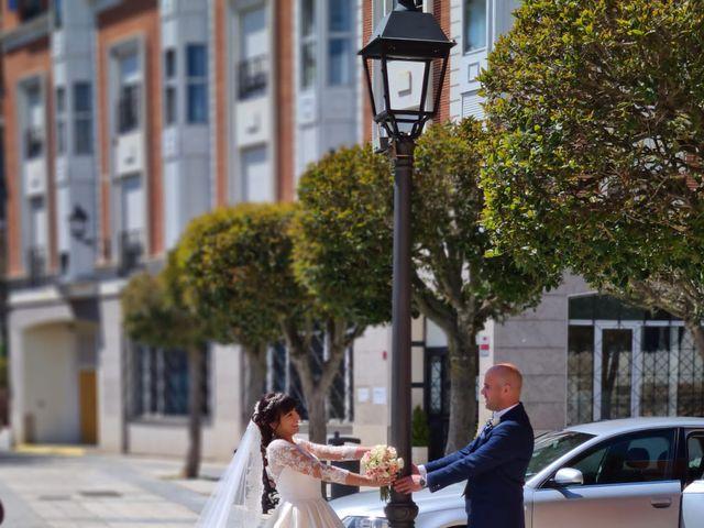 La boda de Arturo  y Patricia  en Palencia, Palencia 8