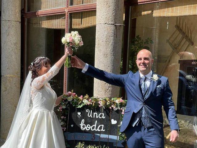 La boda de Arturo  y Patricia  en Palencia, Palencia 10