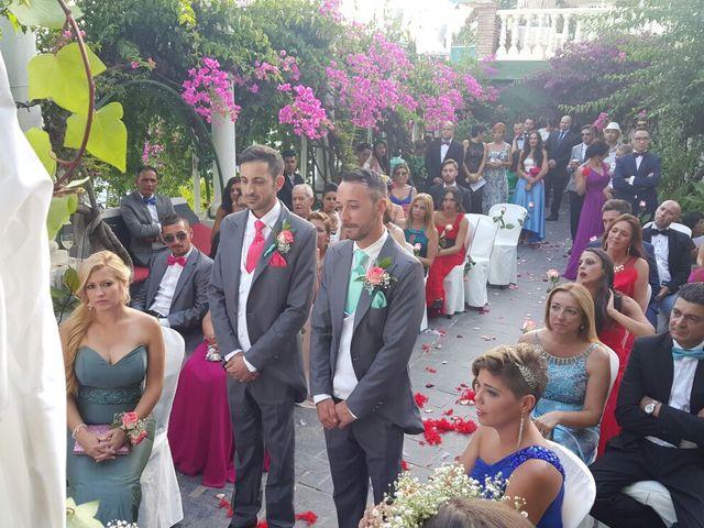 La boda de Quique  y Juanma  en Mijas, Málaga 1