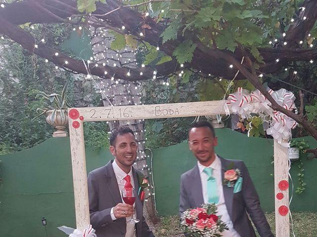 La boda de Quique  y Juanma  en Mijas, Málaga 6