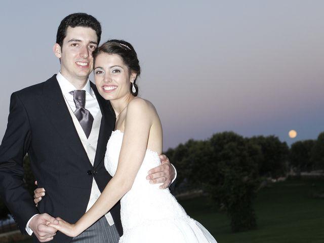 La boda de Cristina y Eduardo