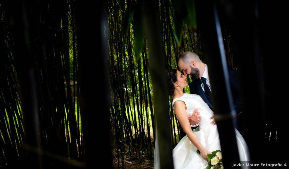 La boda de Pablo y Sheyla en Vigo, Pontevedra