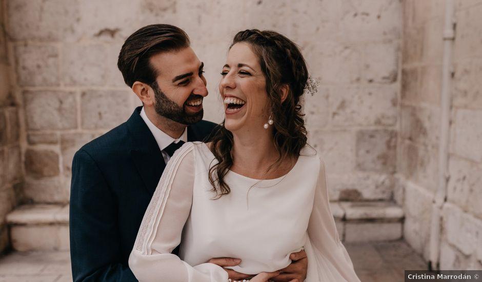 La boda de David y Alba en Burgos, Burgos