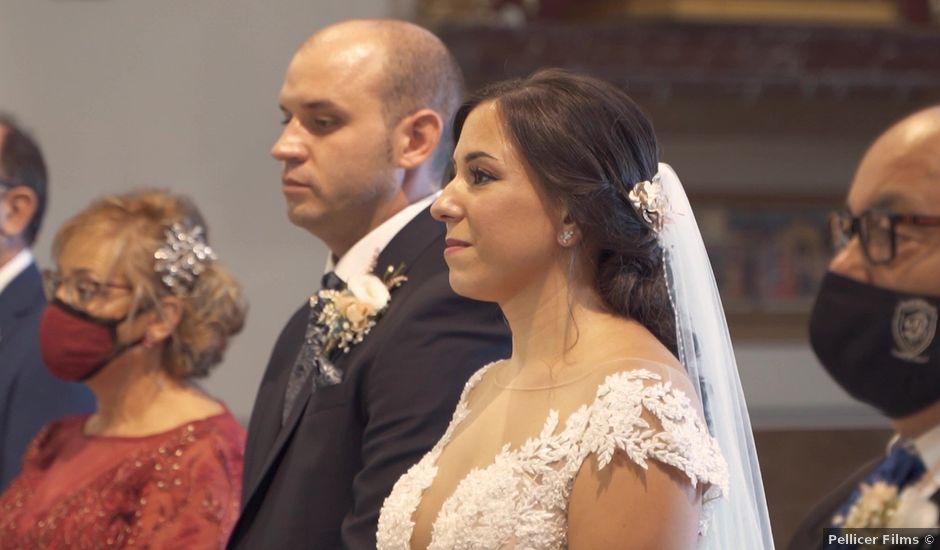 La boda de Carlos y Alicia en Benidorm, Alicante