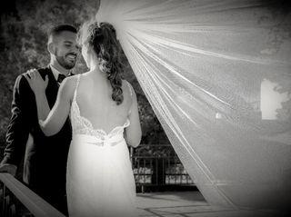 La boda de Lurdes y Alejandro