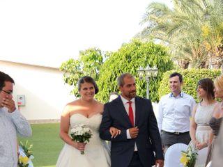 La boda de Anastasia y Miguel Ángel