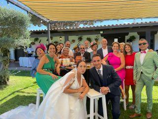 La boda de Natalia y Richard
