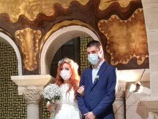 La boda de Noelia  y Álvaro  1