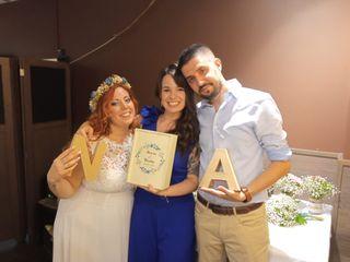 La boda de Noelia  y Álvaro