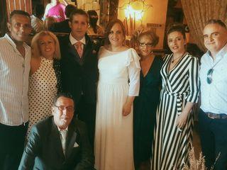 La boda de Pilar y Manuel