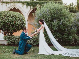 La boda de Patricia y Rafael