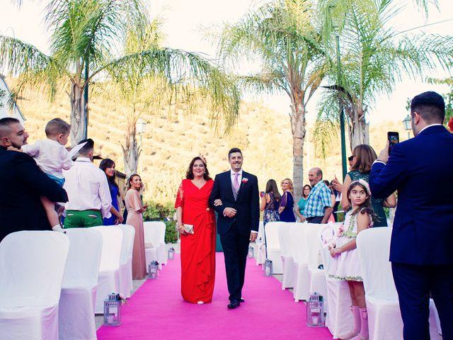 La boda de Alejandro y Anabel en Málaga, Málaga 26