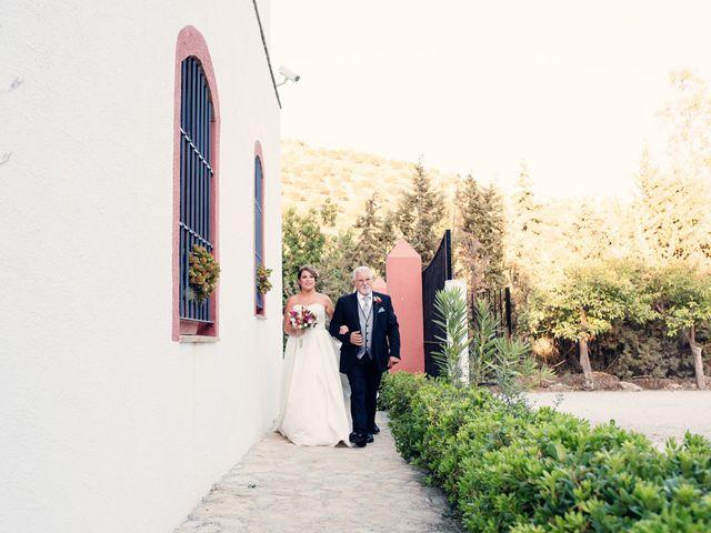 La boda de Alejandro y Anabel en Málaga, Málaga 27