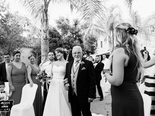 La boda de Alejandro y Anabel en Málaga, Málaga 30