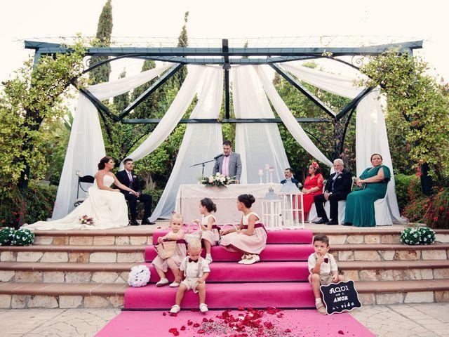 La boda de Alejandro y Anabel en Málaga, Málaga 32